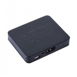 Splitter HDMI 1x2 Full HD 1080p Amplificador