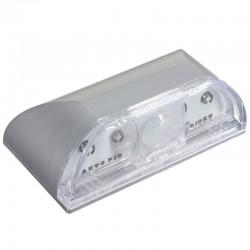 Luz Automática 4 Leds con Sensor de Luz y Movimiento