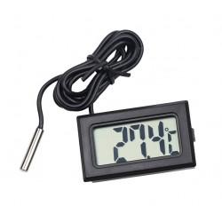 Termómetro Digital con Sonda Pantalla Lcd -50 a 110 ºC