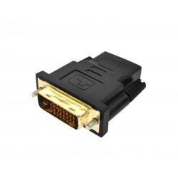Adaptador DVI a HMI DVI-D (dual Link) 24 + 1 Pines