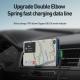 Cable iPhone Mcdodo USB 90º Lightning Espiral Auto QC 4.0